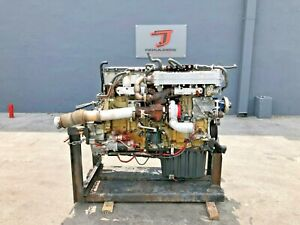 2011 Detroit Dd13 Engine Egr Dpf Def Model Serial 471903s0107972 500hp