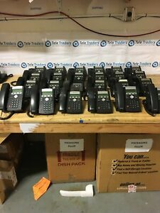 Lot Of 30 Polycom Soundpoint Ip 335 Sip Poe Phone W16 Headsets 5 Stands