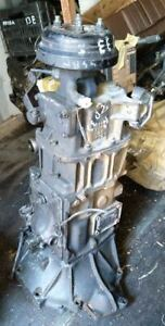 Jdm Nissan Datsun Caball Engine Ed33 Diesel 3 3cc Manual Transmission Gearbox