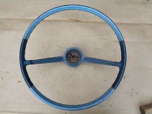 1964 1965 Chevy Chevelle Steering Wheel Original Gm 9740387 Malibu