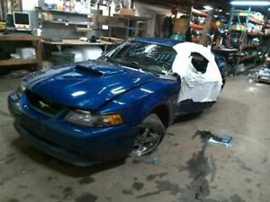 Driver Left Front Spindle Knuckle Fits 96 04 Mustang 559121