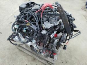 Engine Motor 5 3l Drop Out With Accessories Ls Swap From 07 08 Avalanche 1500