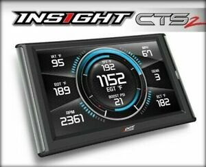Edge Products 84130 Insight Cts2 Digital Gauge Monitor Free Overnight