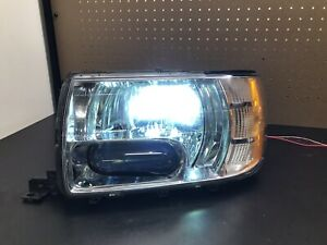 2001 2003 Infinity Qx4 Xenon Hid Driver Side Headlight Headlamp Complete 01 03