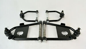 Mustang Ii Control Arms Air Ride Tubular Upper Lower A Arms Street Rod Custom