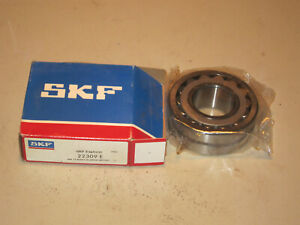 22309 E Skf Explorer Spherical Roller Bearing