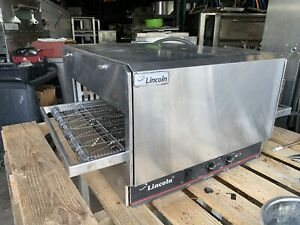 Lincoln Impinger 1301 Pizza Subs Conveyor Oven 208 Volts 1 Phase Tested Nice