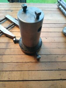 Atlas Craftsman 10 12 Metal Lathe Boring Bar Lantern Milling Attachment Holder