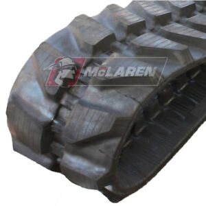 Mini Excavator Heavy Duty Rubber Tracks 230x48x70 Replacement Rubber Tracks