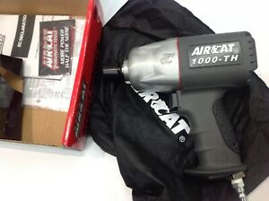 Aircat 1000 Th 1 2 Composite Heavy Duty Impact Wrench Open Box Like New