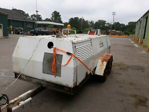 1991 Camel Sewer Jetter 35 Gpm Trailer Jetting Equipment Ford Engine