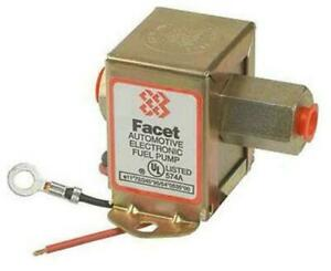 Electronic Facet Cube Fuel Pump Part Number 40178
