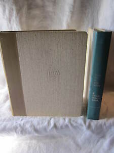 Vintage Mcm Famous Writers School Study Guide 1 2 Notebook Binder Empty Lot 2