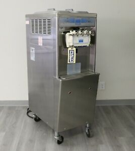 2008 Taylor 794 Single Phase Water Cooled Soft Serve Frozen Yogurt Machine