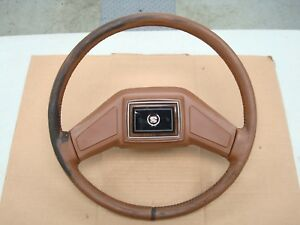 1977 1992 Rwd Cadillac Telescopic Steering Wheel Horn Button