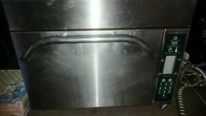 Amana Mxp22 Manumaster Commercial High Speed Combination Oven 2013
