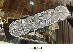 Vintage Retro Mid Century Space Age Op Art Mobile Mint Mib New Old Stock Nos