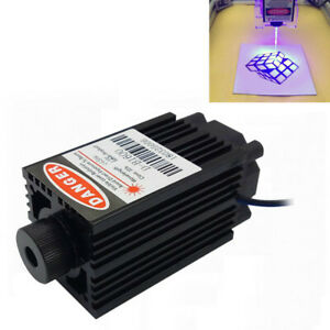 1pc 1 6w 445nm 450nm Blue Laser Diode Module Cnc Carving 1600mw Cutting Engraver