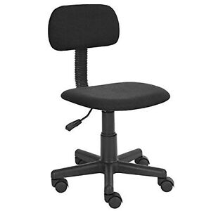 Homy Casa Kids Mesh Mid back Desk Chair Student Adjustable Computer Task Desk