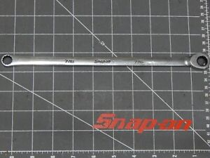 Snap On Long High Performance Ratcheting Double Box Wrench 7 16 Xdhr14 12pt