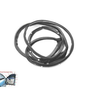 Door Rubber Seal Weatherstrip Front Right For Toyota Corolla 2009 2010
