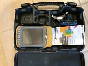 Topcon Tesla Field Controller Data Collector Tablet W Magnetfield And Rod Clamp