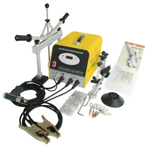 Solary Al7e Capacitor Discharge Stud Welder For Welding Bolt Plate Insulation