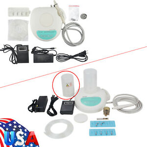 With no Bottle Lcd Dental Piezo Ultrasonic Scaler Cavitron Self Contained Water