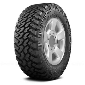 Nitto Set Of 4 Tires 37x11 5r20 Q Trail Grappler All Terrain Off Road Mud