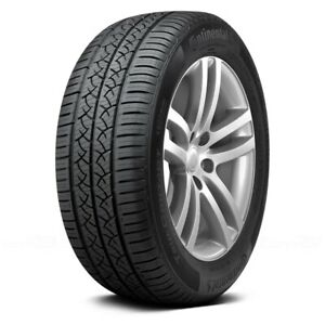 Continental Set Of 4 Tires 205 60r16 H Truecontact All Season Fuel Efficient