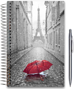 June 2019 2020 Planner 5x8 Hardcover Daily Weekly Monthly Academic Planner