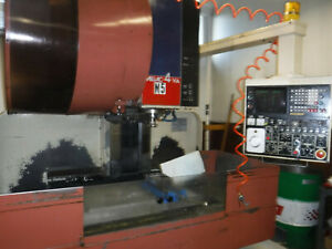Cnc Mill Milac 3 Axis In Good Working Condition