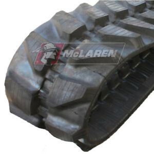 Mini Excavator Heavy Duty Rubber Caterpillar Replacement Track 230x48x70