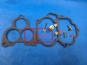 1934 57 Carb Kit Holley 3 Bolt 2 Barrel 94 2100 Ford Flatheads For 94 Ford Hot
