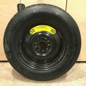 Spare Tire Compact Oem T155 90d16 Chrysler Jeep Grand Cherokee Laredo
