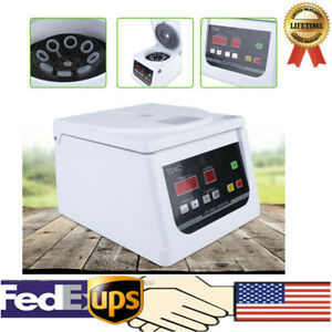 8 15ml Low Speed Lab Blood Centrifuge Centrifuge Machine Medical Beauty Prp Us