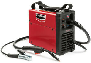Century Wire Feed Welder Gun 90 Amp 120volt Electric Automatic Thermal Protector