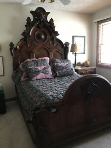 19th Century Lincoln Bed