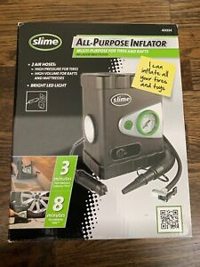 Slime All Purpose Inflator For Tires And Rafts New In Box