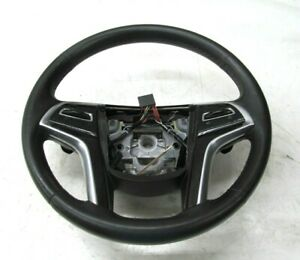 2013 2017 Cadillac Xts Oem Heated Steering Wheel W Switches