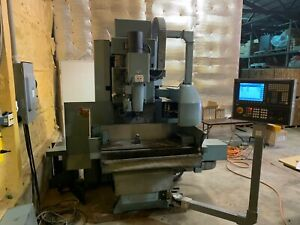 Bostomatic 400 1 Cnc Machining Center With Siemens 828d Control Milling Machine
