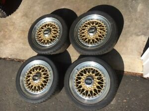 Bbs Rs 016 15 X 6 5 4x100 Et32 With New Toyo T1r
