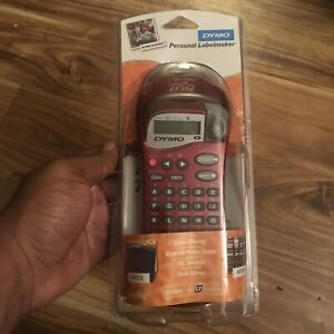 Dymo Letratag Lt100h Personal Handheld Label Maker Label Writer Brand New