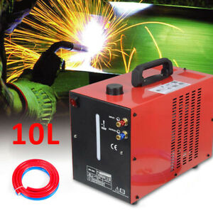 Red Wrc 300a 110 Volt Tig Welder Torch Water Cooling System Cooler Usa Stock