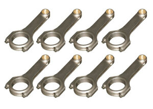 Eagle Specialty Products Bbc 4340 Forged H beam Rods 6 135 W arp2000