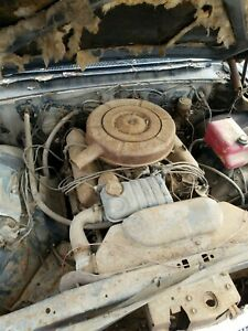 1963 64 Ford Mercury Monterey 390 V8 4bbl Complete Engine Core Rolls Over