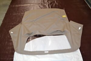 1963 1964 1965 1966 1967 Chevrolet Corvette Convertible Top With Plastic Window