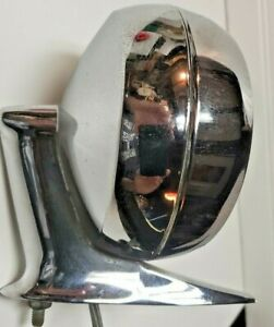 61 62 63 64 Pontiac Lh Driver Sd Remote Mirror Catalina Bonneville Gp D60105 401