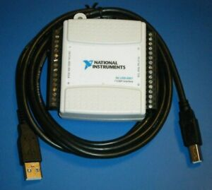 Ni Usb 8451 I2c spi smbus Interface For Usb National Instruments