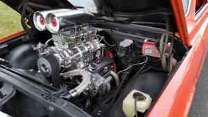 Boost Ready Complete Sbc Chevy 355ci Fitech Etc